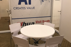 Terry Chairs with Hydra Table White