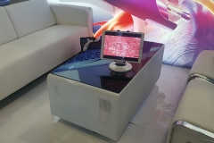 Volt-Sobro-Coffee-Table-with-White-Volt-Sofa-and-Volt-USB-Armless-Lounge-Chairs