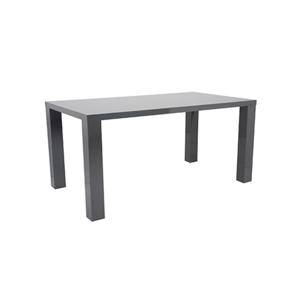 Abby 63in Conference Table - Gray