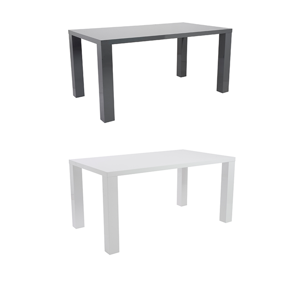 Abby 63in Conference Tables - V-Decor Trade Show Furniture Rentals in Las Vegas