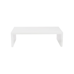Abby Cocktail Table - White