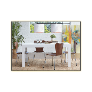 Adara Conference Table with Tendy Chairs