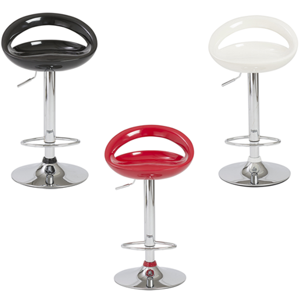 Agnes Adjustable Bar Stools