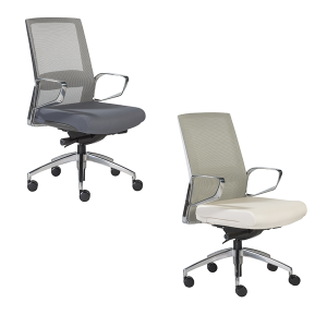 Alpha Office Chairs - V-Decor Trade Show Furniture Rentals in Las Vegas