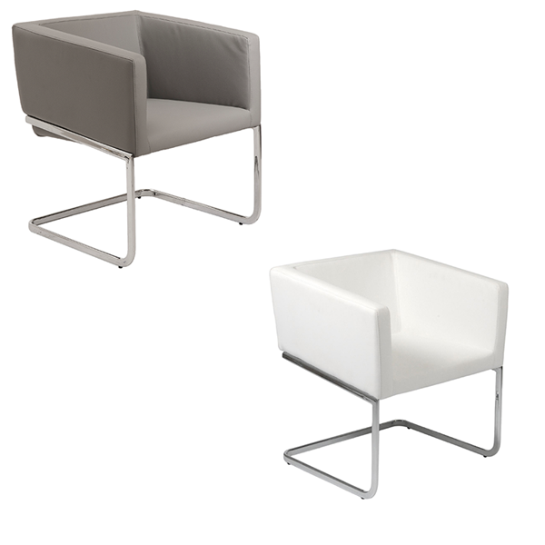 Ari Lounge Chairs - V-Decor Trade Show Furniture Rentals in Las Vegas