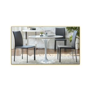Astrid Cafe Table and Hasini Cafe Chairs