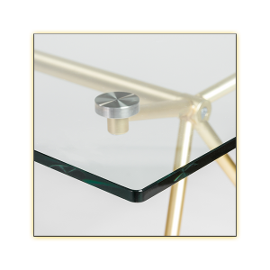 Atos 66in Conference Tables - Glass Top