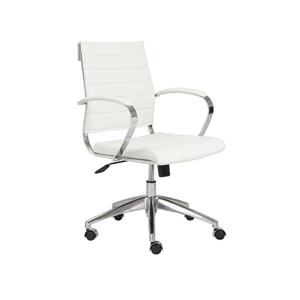 Axel Office Chair - White