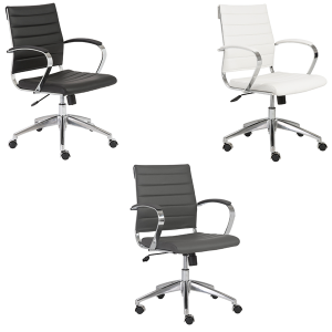 Axel Office Chairs - V-Decor Trade Show Furniture Rentals in Las Vegas