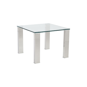 Beth End Table - V-Decor Trade Show Furniture Rentals in Las Vegas