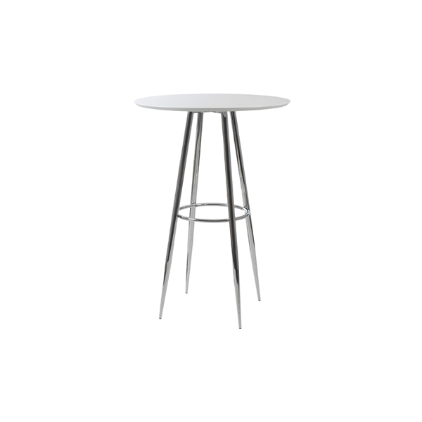 Bravo Bar Table - V-Decor Trade Show Furniture Rentals