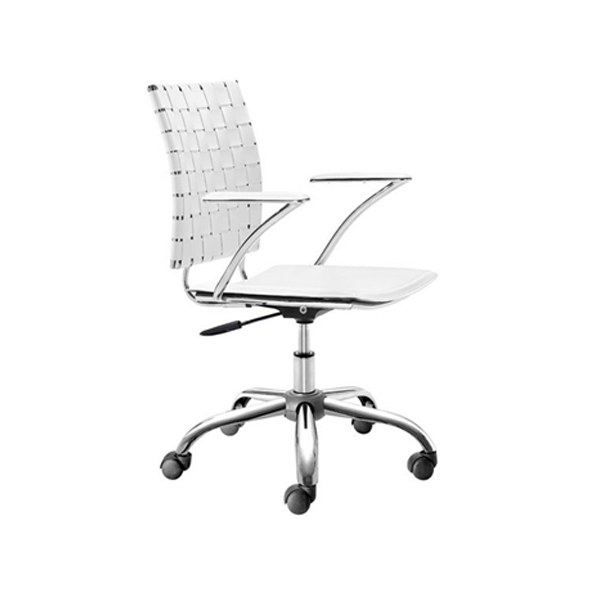 Carina Office Chair - White