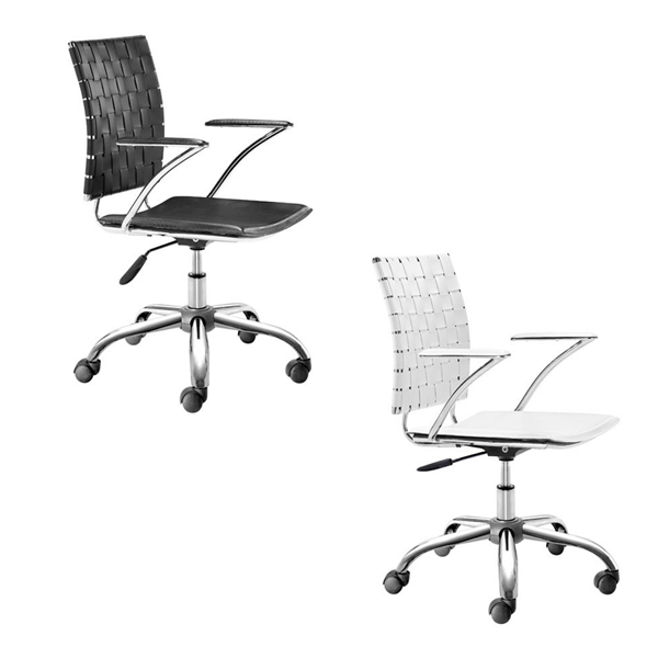 Carina Office Chairs - V-Decor Trade Show Furniture Rentals in Las Vegas