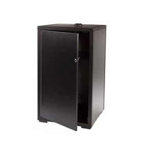 Computer Pedestal - Black