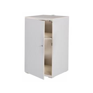 Computer Pedestal - White
