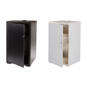 Computer Pedestals - V-Decor Trade Show Furniture Rentals in Las Vegas