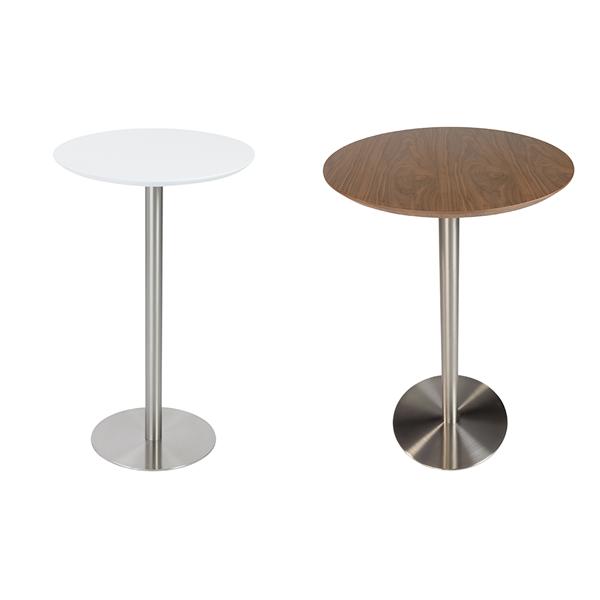 Cookie Bar Tables - V-Decor Trade Show Furniture Rentals