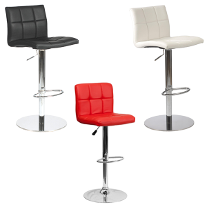 Cyd Bar Stools - V-Decor Trade Show Furniture Rentals