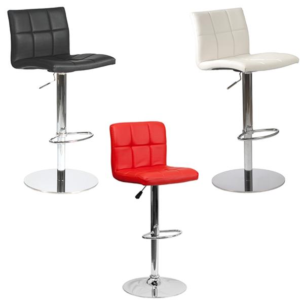 Cyd Bar Stools - V-Decor Trade Show Furniture Rentals