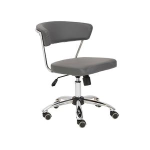 Draco Armless Office Chair - Gray