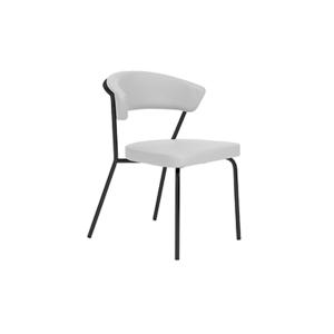 Draco Chair - White - Black