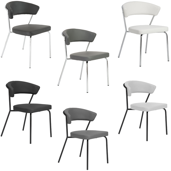 Draco Chairs - V-Decor Trade Show Furniture Rentals in Las Vegas