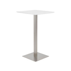 Elodie Bar Table - White