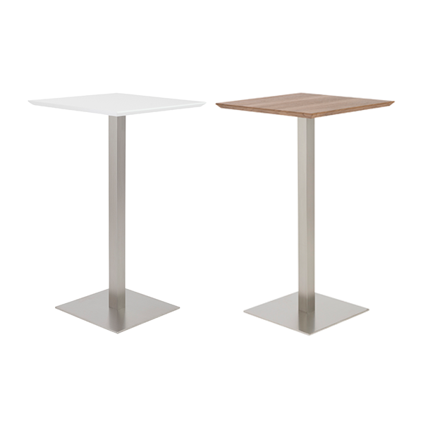 Elodie Bar Tables - V-Decor Trade Show Furniture Rentals