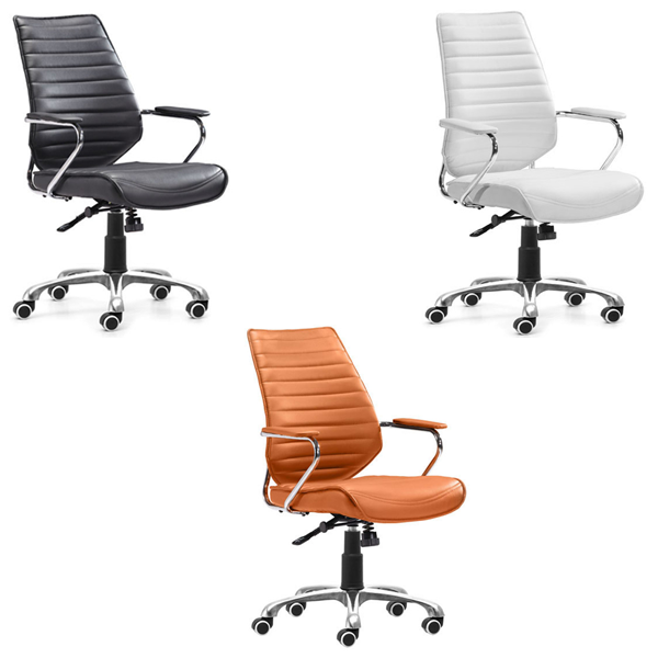Enterprise Office Chairs - V-Decor Trade Show Furniture Rentals in Las Vegas