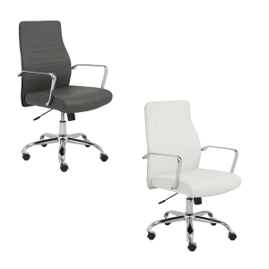 Fenella Office Chairs - V-Decor Trade Show Furniture Rentals in Las Vegas