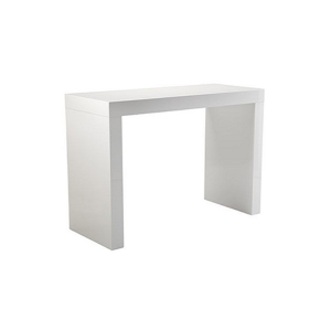 Format Bar Table - White