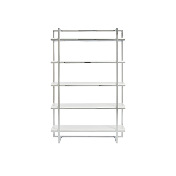 Gilbert Shelve - White - Front View