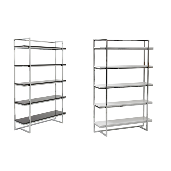 Gilbert Shelves - V-Decor Trade Show Furniture Rentals in Las Vegas