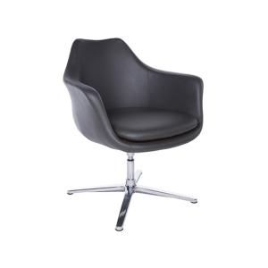 Giovana Lounge Chair - Dark Gray