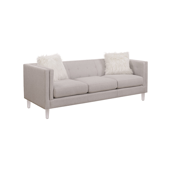 Hemet Sofa - V-Decor Trade Show Furniture Rentals in Las Vegas