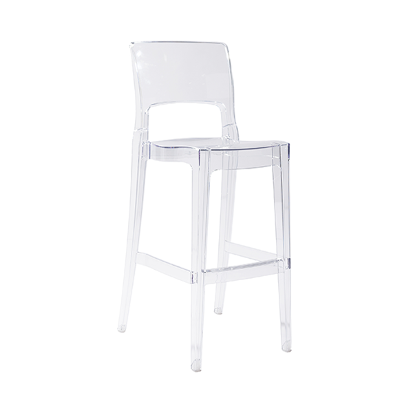 Isy Bar Stool - V-Decor Trade Show Furniture Rentals