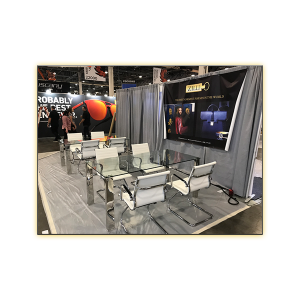 Lind Conference Chairs - V-Decor Trade Show Furniture Rentals in Las Vegas