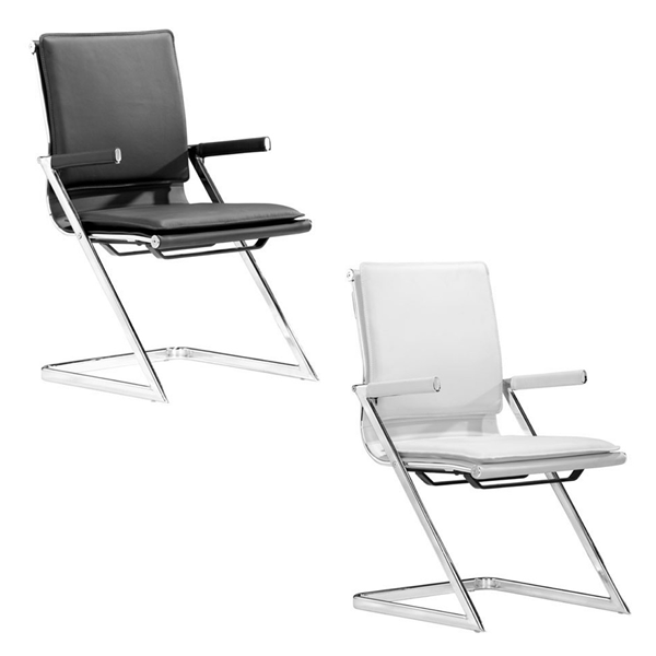 Linder Conference Chairs - V-Decor Trade Show Furniture Rentals in Las Vegas