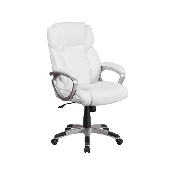 Logan Office Chair - White