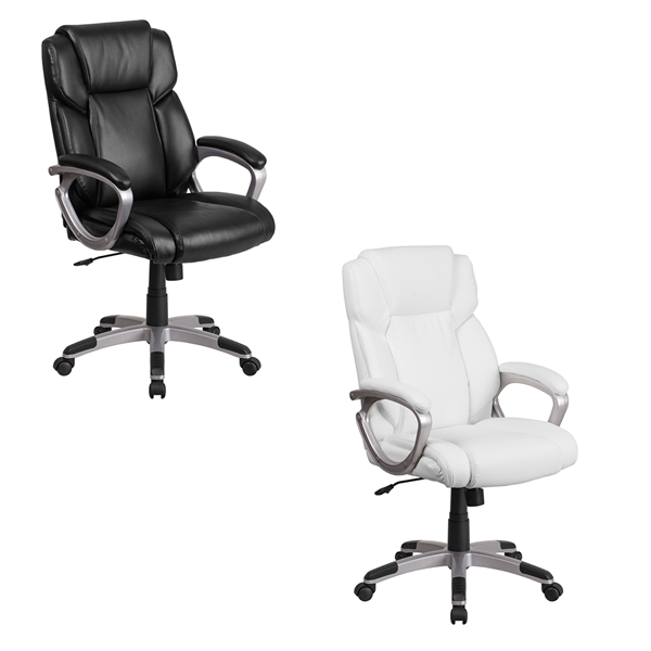 Logan Office Chairs - V-Decor Trade Show Furniture Rentals in Las Vegas