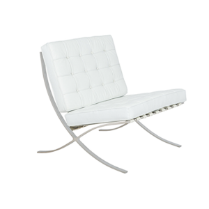 Marco Lounge Chair - White