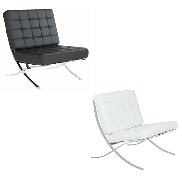 Marco Lounge Chairs - V-Decor Trade Show Furniture Rentals in Las Vegas