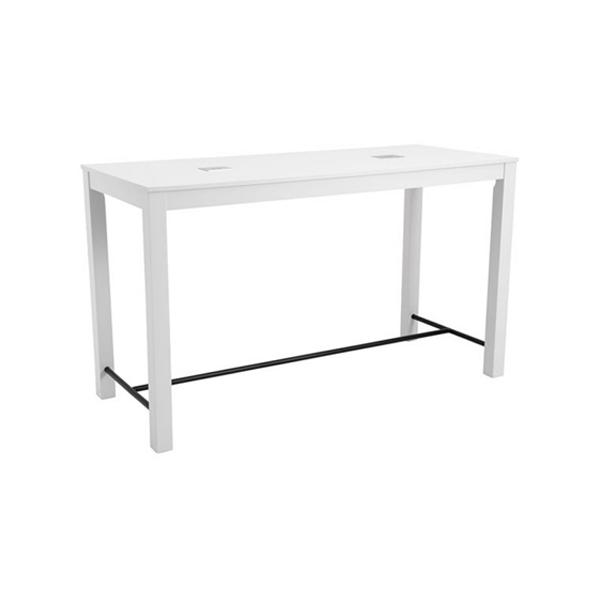 Volt Odin USB Bar Table - White