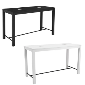 Volt Odin USB Bar Tables - V-Decor Trade Show Furniture Rentals