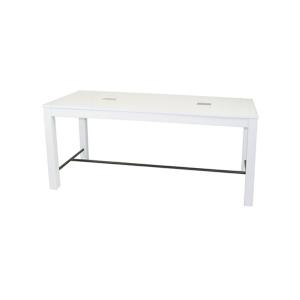 Volt Odin USB Cafe Table - White