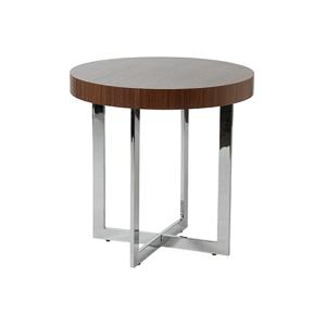 Oliver End Table - Walnut