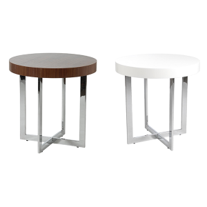 Oliver End Tables - V-Decor Trade Show Furniture Rentals in Las Vegas
