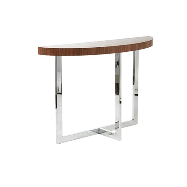 Oliver Sofa Table - Walnut