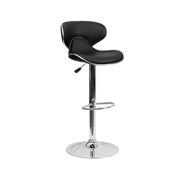 Oxbow Bar Stool - Black