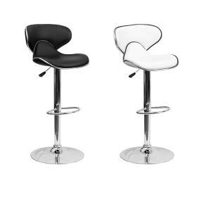 Oxbow Bar Stools - V-Decor Trade Show Furniture Rentals